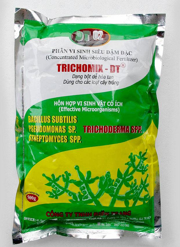 Phân vi sinh siêu đậm đặc Trichomix